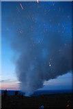 SJ3200 : Smoke from the Jubilee Beacon by Dave Croker
