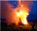 SJ3200 : Beacon ablaze! by Dave Croker