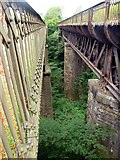 SK1373 : Between two viaducts on the Monsal Trail by Graham Hogg