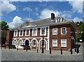 SX9192 : The Custom House, Exeter by Rob Farrow