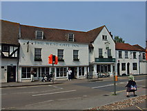TR1458 : The West Gate Inn, Canterbury by Chris Whippet