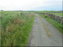 SD7857 : Tod Holes Lane by Chris Heaton