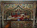 SX9292 : Tomb of Hugh Oldham, Bishop of Exeter by Rob Farrow