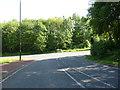 NZ3053 : Junction of Vigo Lane and New Road by Alexander P Kapp