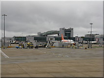 TQ2741 : London Gatwick Airport - North Terminal by M J Richardson