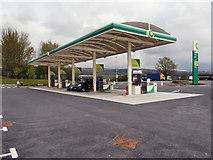 SD6211 : Rivington Service Area, Southbound M61 by David Dixon