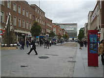 SX9292 : High Street, Exeter by Stacey Harris