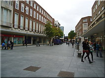 SX9292 : Bedford Street, Exeter by Stacey Harris