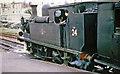 SZ5992 : Ex-LSWR O2 class 0-4-4T at Ryde Esplanade by Ben Brooksbank