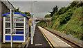 J3285 : Mossley West station, Newtownabbey (2) by Albert Bridge
