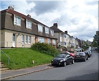 ST3288 : Change of house type, Wordsworth Road, Newport by Jaggery