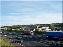 SD6211 : Rivington Services, M61 Northbound, near Bolton by Terry Robinson