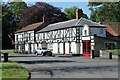 SK9799 : The Red Lion, Redbourne by J.Hannan-Briggs