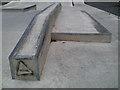 SK4833 : Skateboard ramp by David Lally