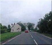 SJ2615 : A483 Heading South by Anthony Parkes