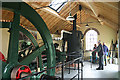 ST6416 : Sherborne Steam and Waterwheel Centre by Martin Bodman