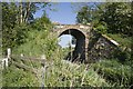 NX4646 : Bridge over Kilfillan Burn by Bill Nicholls