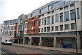 TQ8109 : Tesco's, Lacuna Place by N Chadwick