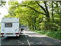 ST0307 : Traffic jam near Bathills by Nigel Mykura