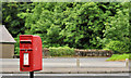 J2667 : Letter box, Derriaghy by Albert Bridge