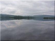 NN0925 : Loch Awe Reflections by Adam Ward