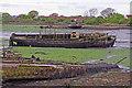 SU6100 : Gosport - Forton Lake Wrecks by Chris Talbot