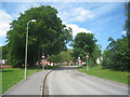 SU6153 : Park Prewett Road, Rooksdown by Given Up
