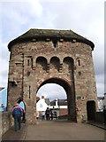 SO5012 : Monnow Bridge by Ruth Riddle