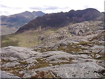 NG9981 : Near the summit of Creag-mheall Mor by Sally