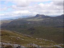 NG9982 : North of Creag-mheall Mor by Sally
