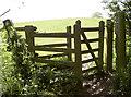 ST6464 : Where many paths meet by Neil Owen