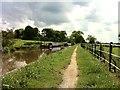 SJ8458 : Macclesfield Canal at Ramsden Hall by Hugh Craddock