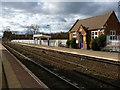 SU1660 : Pewsey - Railway Station by Chris Talbot