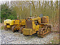 SU1660 : Pewsey - Vintage Tractors by Chris Talbot