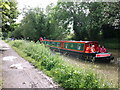 ST8459 : Kennet and Avon Canal, looking east by Rob Purvis
