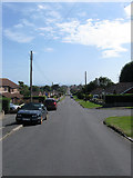 TQ4102 : Roderick Avenue by Simon Carey