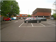 SU6351 : Sarum Hill car park by Sandy B