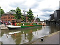 SP3379 : Emily Anne at Coventry Canal Basin by E Gammie