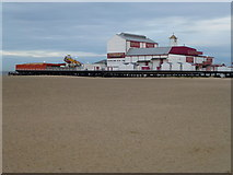 TG5307 : The Britannia Pier at Great Yarmouth by Richard Humphrey