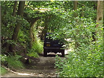 TQ0950 : 4x4 Byway by Colin Smith