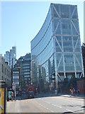 TQ3382 : Broadgate Tower, Shoreditch High Street EC2 by Robin Sones