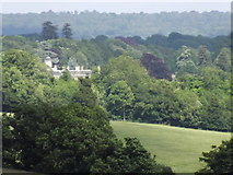 TQ1352 : Polesden Lacey from the West by Colin Smith