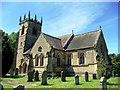 NZ0365 : St James's Church, Newton by Bill Henderson