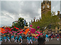 SJ8398 : Albert Square, Manchester Day by David Dixon