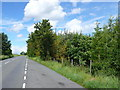SP0401 : Layby on the Fosse Way by Nigel Mykura
