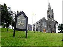 H5026 : Sacred Heart Catholic Church, Clones by Kenneth  Allen
