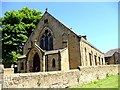 NZ1766 : Wallbottle Church by Bill Henderson