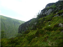 NY2712 : Eagle Crag by Michael Graham