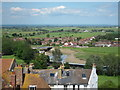 TQ9220 : View from Rye Church by Oast House Archive