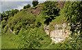 J2267 : Belshaw's quarry near Lisburn (2) by Albert Bridge